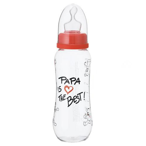 "Bibi ""I Love Mama""-  Baby Flasche, Anticolic, PP-Kunststoff"
