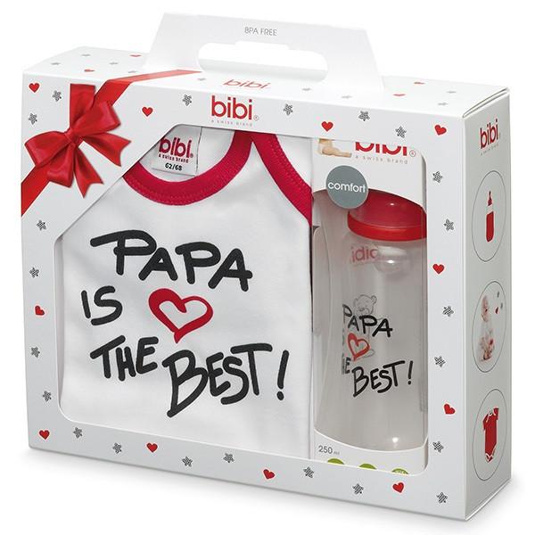 Geschenkeset Bibi Papa 2 teilig